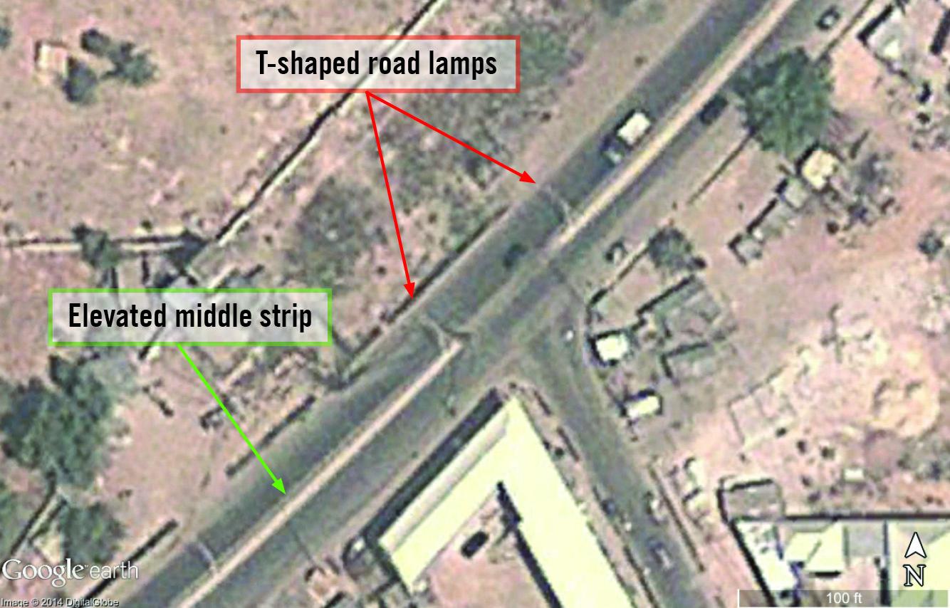 Click image to see full slideshow (c) Google Earth / DigitalGlobe